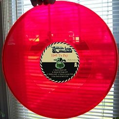 Hell To Pay 180gm Translucent Red LIMITED EDITION/175